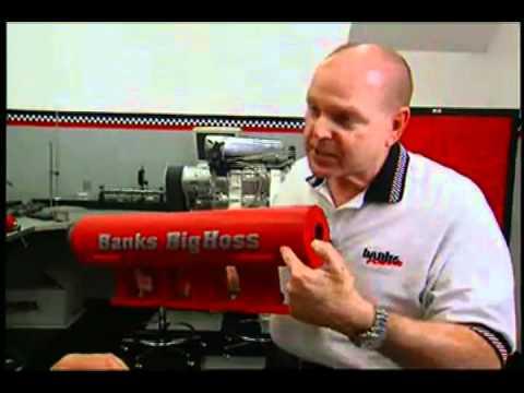 Gale Banks on Trucks TV