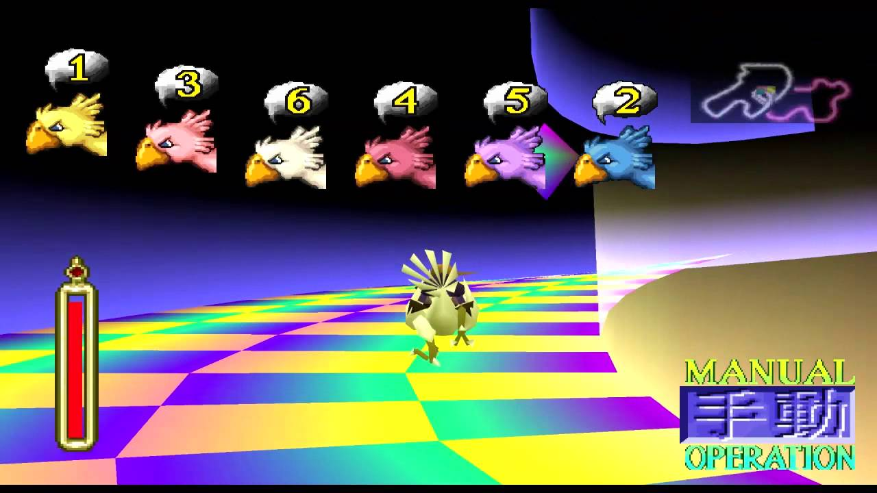 Chocobo Race