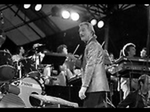 """James Last in RTÉ TV: """"Open air concert in Tralee (Ireland), Sunday 28th August 1983."""