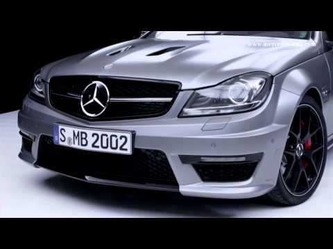 2013 Mercedes C63 AMG 507 Edition New First Commercial Carjam TV HD Car TV Show