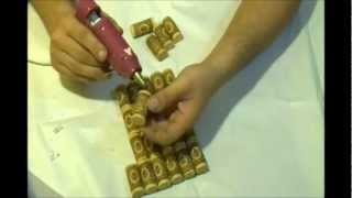 How To Make A Jewelry Box With Wine Corks