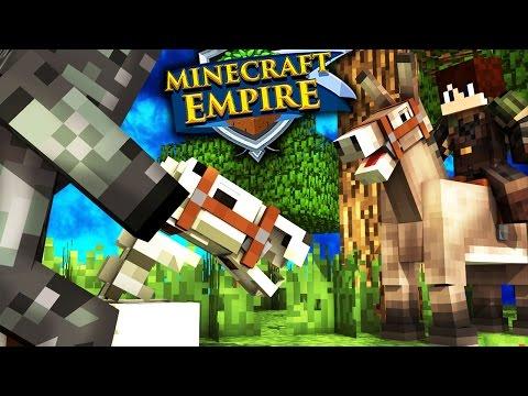 ICH FINDE EINEN KLEINEN JUNGEN! Minecraft EMPIRE #56