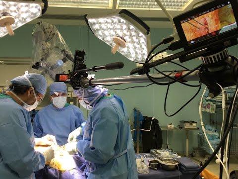 Dr. Ronald MOUSSA: Implantation D'un Stimulateur Du Nerf Vague (VNS)
