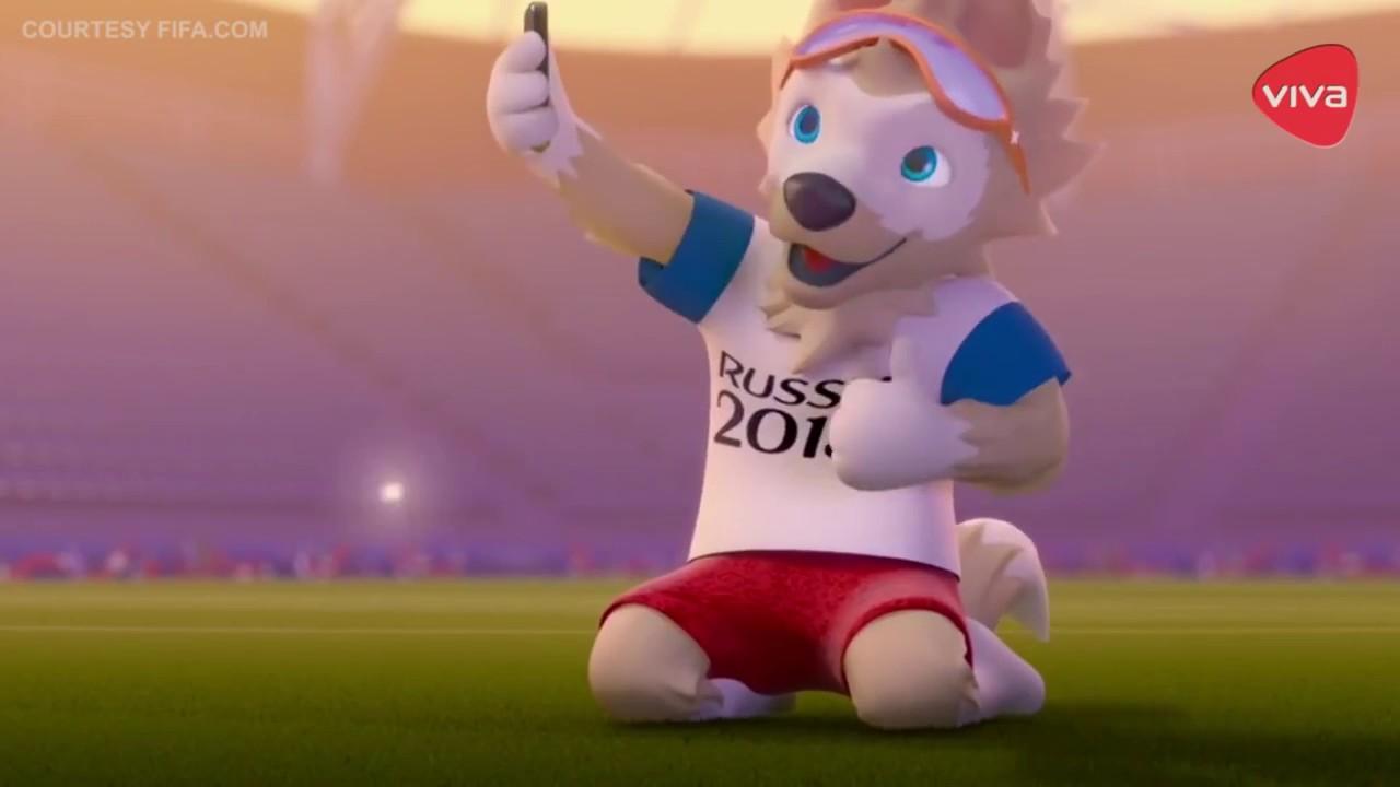 Gambar Maskot Piala Dunia 2018 Rusia | Aliansi kartun
