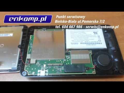 Garmin battery replace - wymiana baterii w nawigacjach GPS Garmin TomTom Becker Skoda