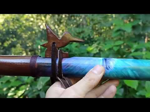 Flauta Nativa Colibri G (Sol)