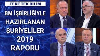 Türklerin Suriyelilere bakışı ne, Suriyeliler geri dönüşe ne diyor? | Teke Tek Bilim - 6 Eylül