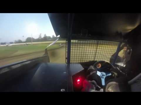 (In Car) Xcel 600 Mod Feature - Upper Iowa Speedway - 5/6/2017
