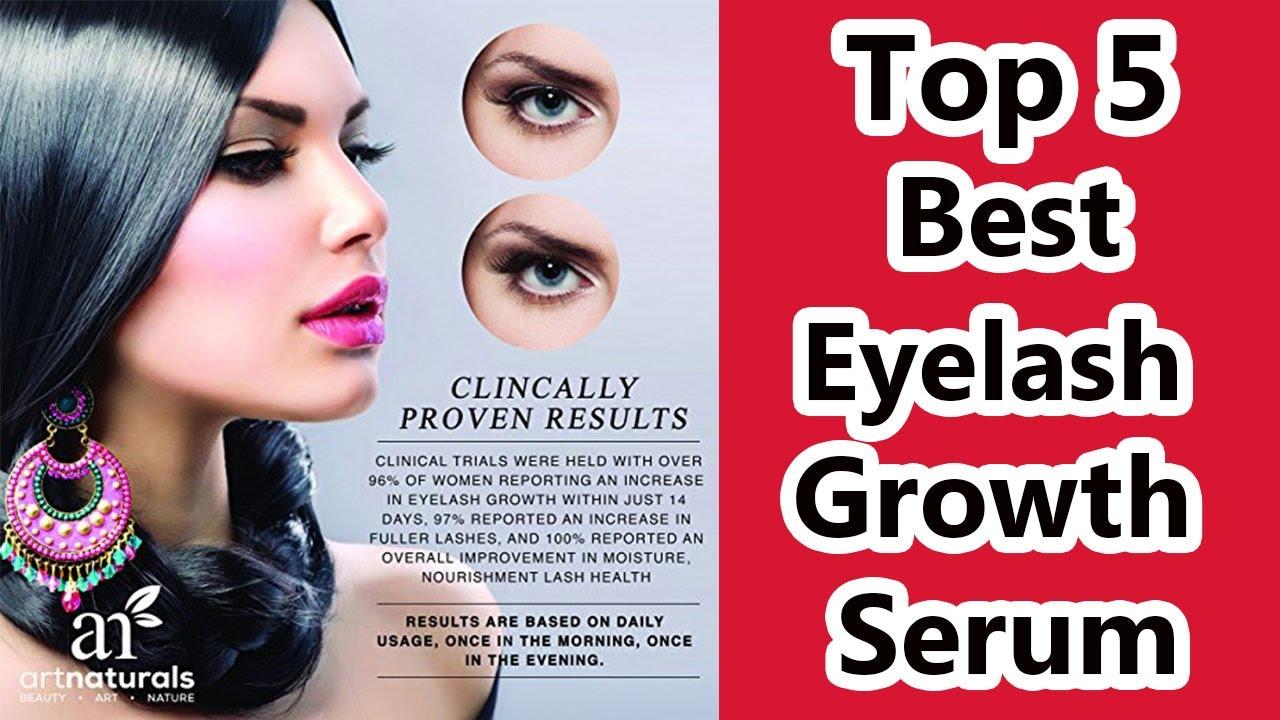 Top 5 Best Eyelash Growth Serum 2019 Best Eyebrow Growth ...