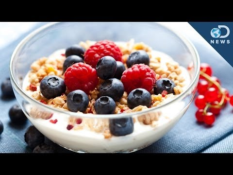 The Lesser Known Benefits Of Probiotics! - DNews  - -SqsWBTXHhc -