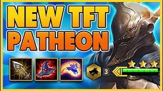 *NEW TIER 5 PANTH* ULT ONE-SHOTS THE WHOLE MAP (INSTANT WIN CHAMP) - BunnyFuFuu TFT