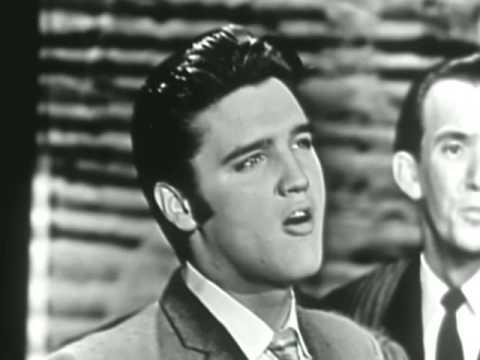 Elvis Presley  Love me   Ed Sullivan