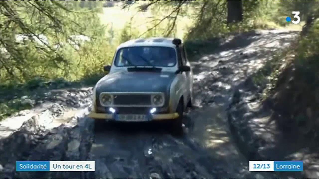 Rallye 4 alpes