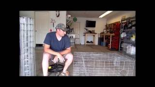 Simple Homemade Turtle Traps