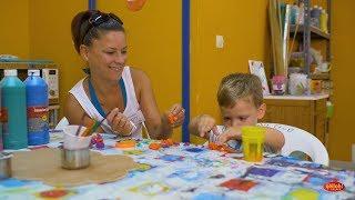 Activités enfants au Camping Yelloh! Village Domaine Sainte Cécile à Vias Plage - Hérault