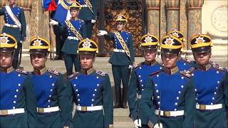 Visit to Moscow (Part 1 of 2)
