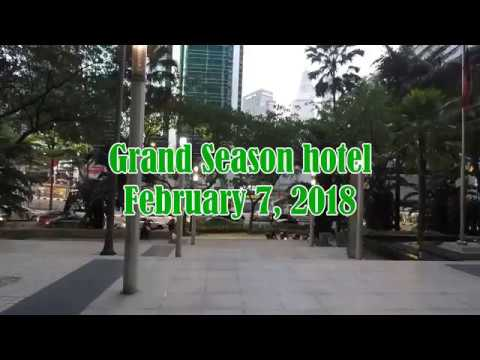 Kuala Lumpur. Grand Seasons Hotel