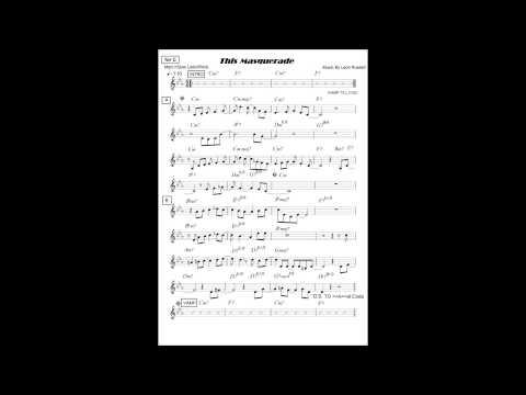 Sample Rhythm Pattern for