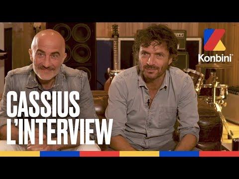 Cassius - L'interview De Zdar Et Boom Bass