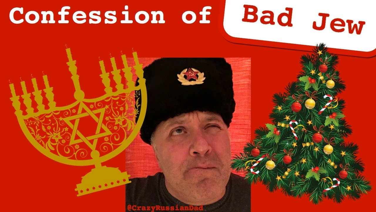 Confession of a Christmas-loving Jew - YouTube