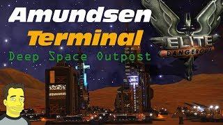 Елітний небезпечні горизонти Амундсен термінал глибин космосу форпост | дорога в колонію