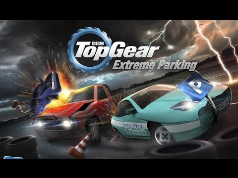 Top Gear - Extreme Parking - Гонки с препятствиями на Android(Обзор/Review)