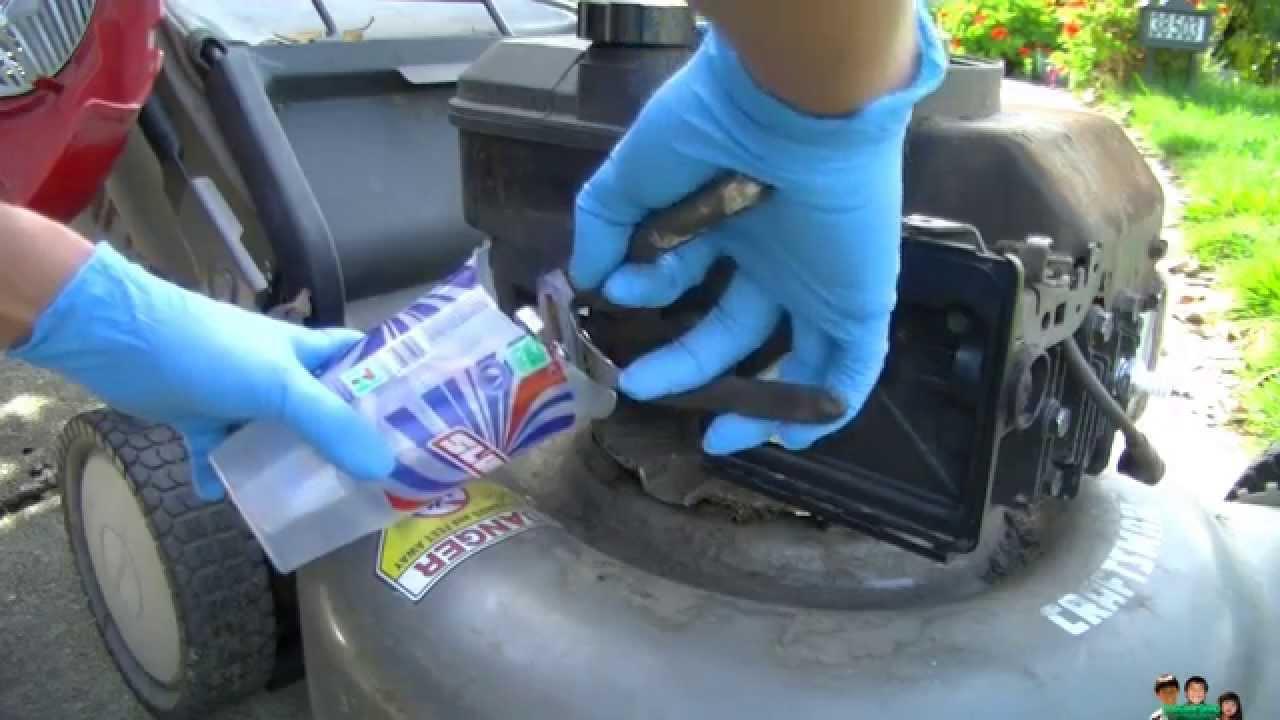 Troy Bilt Push Mower Fuel Filter