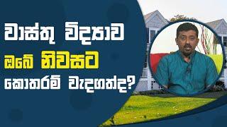 වාස්තු විද්යාව ඔබේ නිවසට කොතරම් වැදගත්ද? | Piyum Vila | 18 - 10 - 2021 | SiyathaTV Thumbnail