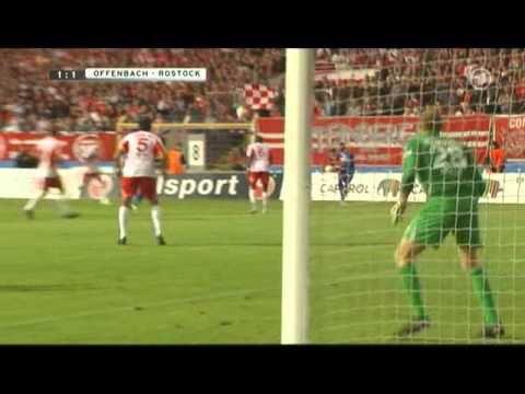 Kickers Offenbach 3:2 Hansa Rostock (3. Liga 2010/2011)