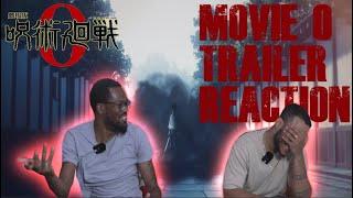 I MEAN IT LOOKS NICE | JUJUTSU KAISEN MOVIE 0 TEASER TRAILER REACTION