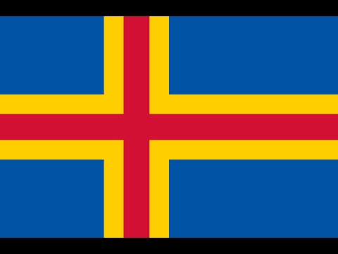 Åland-szigetek himnusza - Åland islands anthem