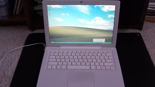 Windows XP→10 Upgrade Fest on a 2007 MacBook [SSD]
