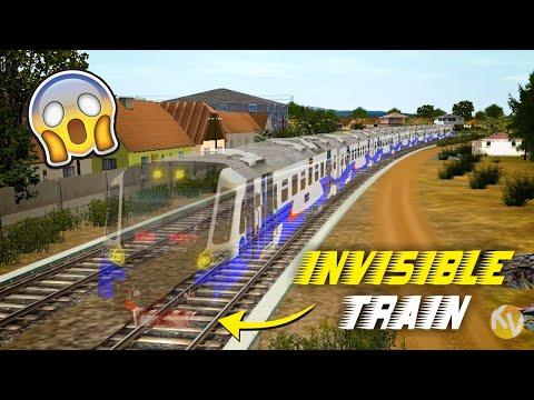 KERETA INI TIBA-TIBA TAK TERLIHAT 😱 | Trainz Simulator Indonesia