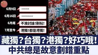 中共不斷煽動「港獨說」 專家:模糊香港反送中焦點|新唐人亞太電視|20190821