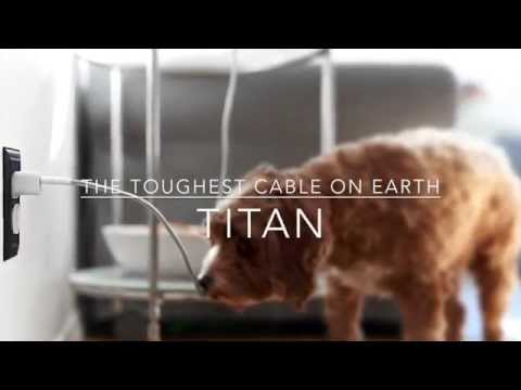 Titan - The Toughest Cable on Earth