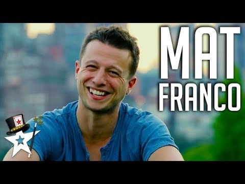 BEST Magician Winner Mat Franco on America's Got Talent 2014