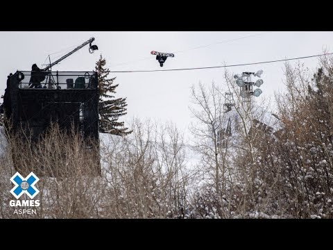 BROADCAST: Special Olympics Unified Snowboarding, Men's Ski Slope Elims & Snowboard Big Air Elims