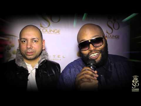 DJ BAD SAM feat WLAD MC from BBK @So lounge Marrakech