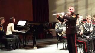 Mercadante: Flute Concerto in E Minor - Rondo Russo. (МВМУ)