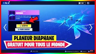 OBTENIR THE NEW DIAPHANE PLANOR FREE ON FORTNITE (PS4, PC, XBOX, SWITCH)