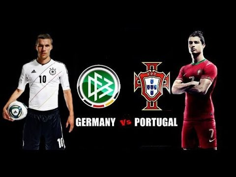 Germany vs Portugal (4-0) Fifa worldcup 2014 Best moments