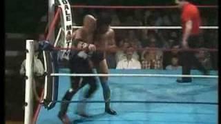 World Of Sport - Kwik-Kik Lee (Akira Maeda) vs Skull Murphy pt…