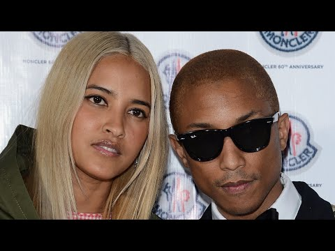 The Truth About Pharrell's Mysterious Wife