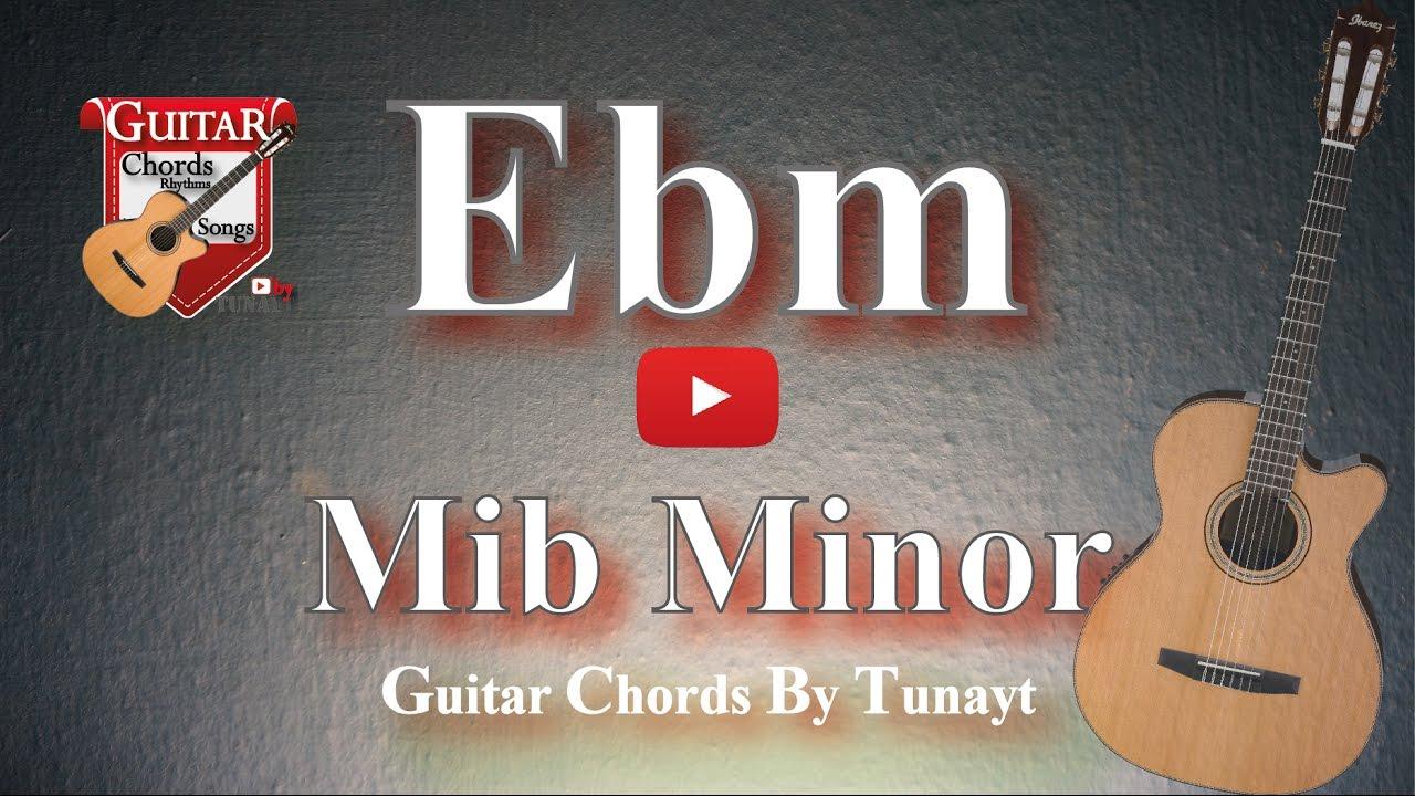 How to play D#m chord on guitar   Re diyez Minor Akoru Gitarda Nasıl Basılır ?