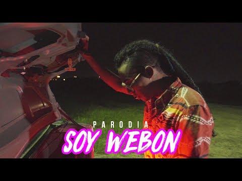 SOY PEOR - BAD BUNNY (parodia) SOY WEBON | MONOLOCO 🐒