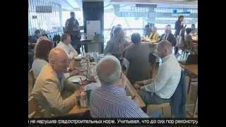 Смотреть видео Телеканал «Санкт Петербург» — Новости — Реконструкция Никольских рядов онлайн