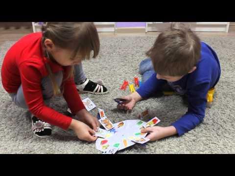 Дидактические игры в детском саду, первая младшая группа