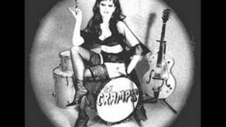 Cramps Bikini Girls with Machine Guns