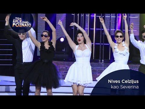 Nives Celzijus kao Severina: Paloma Nera