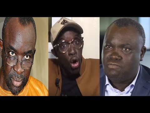 "Papa lo fils de Cisse lo ""Birima ndiaye  sathie la ministre ndio kay..."